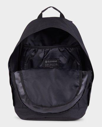 3 Camden Backpack Black 183484 Element