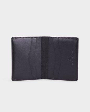 2 Lotus Card Case Black 183571 Element