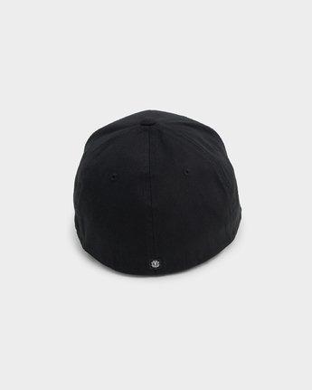 4 Sideline Cap Black 183602 Element