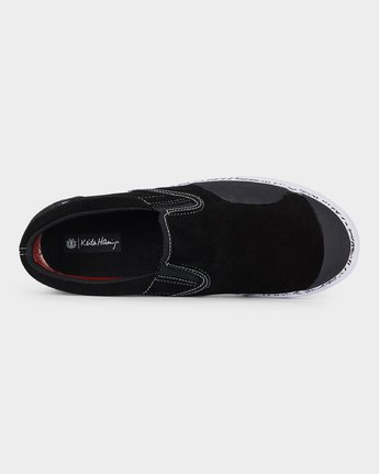 4 Spike Slip Shoe Black 183901 Element
