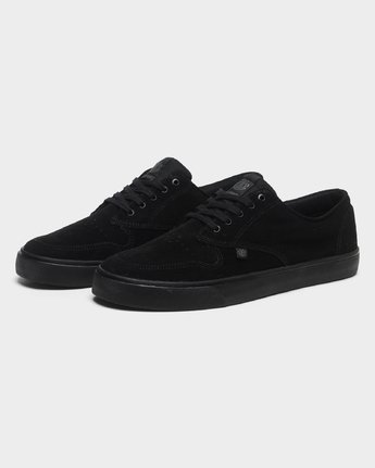 1 Topaz C3 Suede Sneakers Black 183902 Element