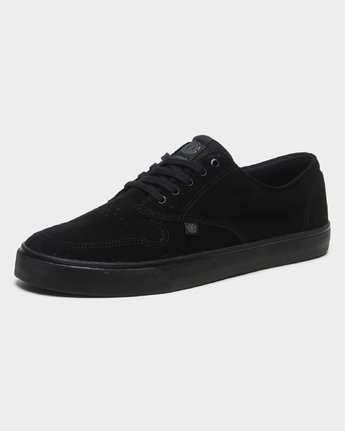 4 Topaz C3 Suede Sneakers Black 183902 Element