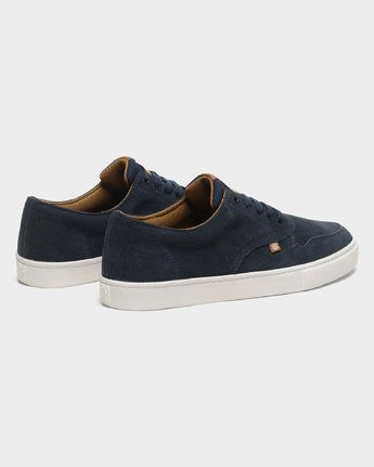 1 Topaz C3 Suede Sneakers Blue 183902 Element