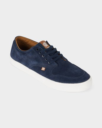 0 Topaz C3 Suede Sneakers Blue 183902 Element