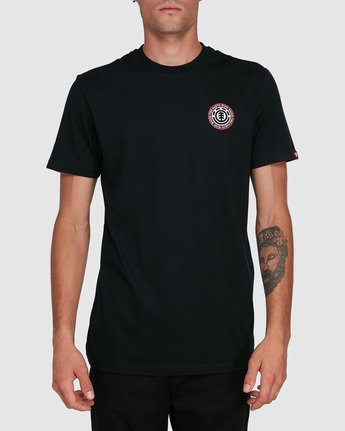 SEAL BACK SS TEE  184014
