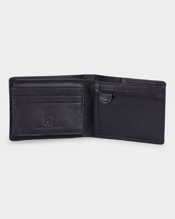 2 Field Wallet Black 184571 Element