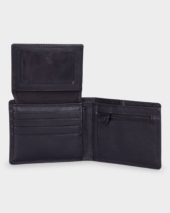 3 Field Wallet Black 184571 Element