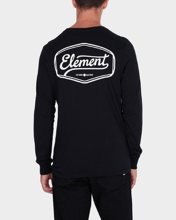 1 CRAFT LS TEE  186054 Element
