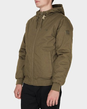 3 DULCEY JACKET Brown 186454 Element