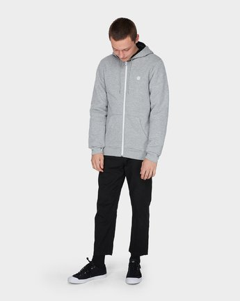 5 BOLTON JACKET Grey 186457 Element
