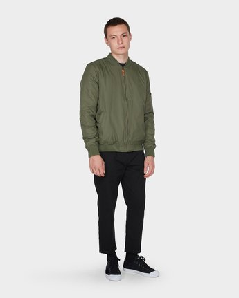 6 Feather Bomber Jacket  186463 Element