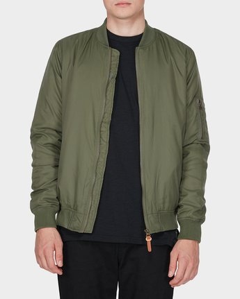 FEATHER BOMBER JA  186463