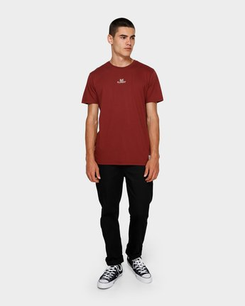 3 Too Late Short Sleeve Tee  193005 Element