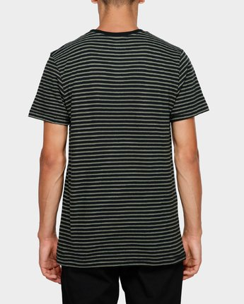 1 Mellow Tee Black 193007 Element