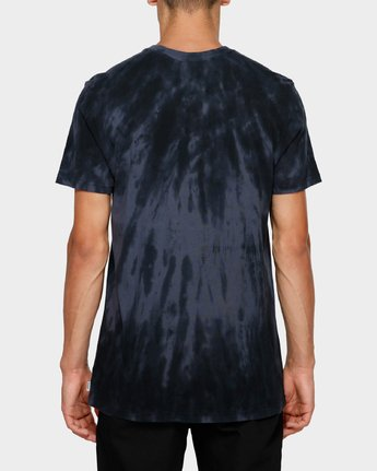 1 Darkslide Short Sleeve Tee Blue 193009 Element