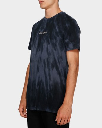 2 Darkslide Short Sleeve Tee Blue 193009 Element