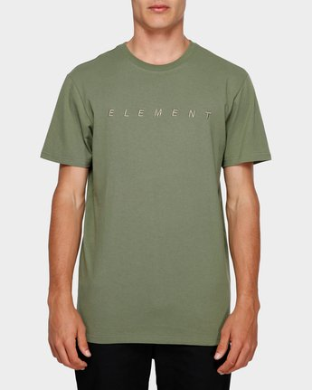 0 Merc Short Sleeve Tee  193010 Element