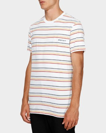 2 Venice Stripe Tee  193016 Element
