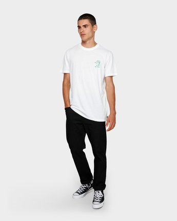 3 Snacks Short Sleeve Tee  193017 Element