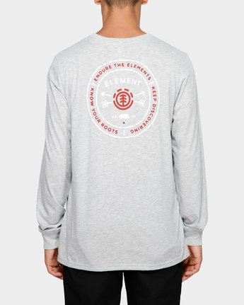 1 Know Your Roots Long Sleeve Tee  193052 Element