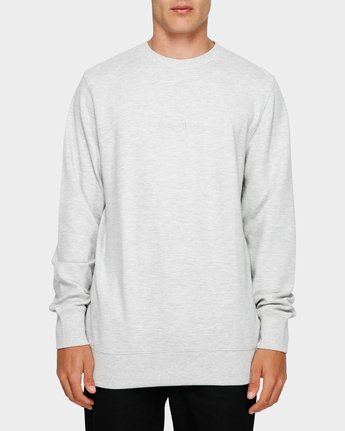0 Vatos Crew Fleece Grey 193304 Element