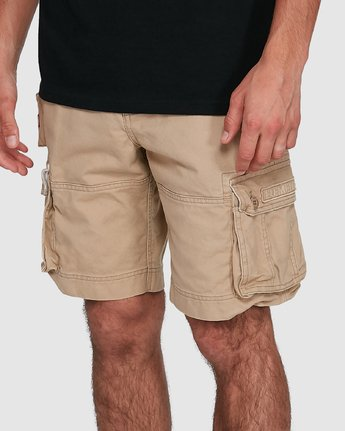 4 Source Cargo Short Green 193351 Element