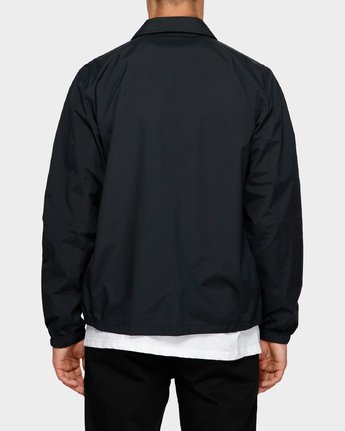 2 Too Late Staff Jacket Black 193458 Element