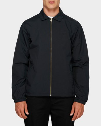 1 Too Late Staff Jacket Black 193458 Element