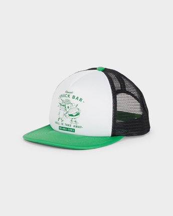2 Snack Bar Trucker Green 193607 Element