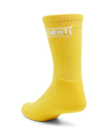 1 Prime Grind Sock Yellow 193693 Element