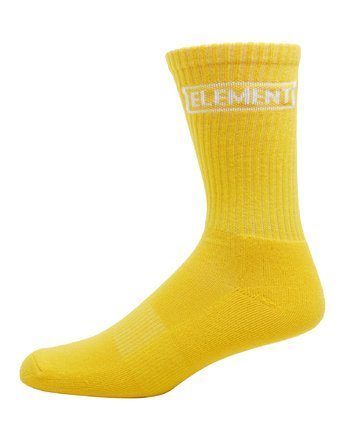 2 Prime Grind Sock Yellow 193693 Element