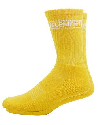 0 Prime Grind Sock Yellow 193693 Element
