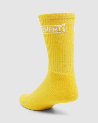 5 Prime Grind Sock Yellow 193693 Element