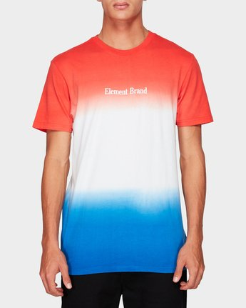 0 Fade Out Ss Tee  194004 Element