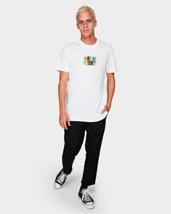 3 BARREN SS TEE  194005 Element