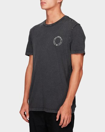 2 STRIKE SS TEE Black 194008 Element