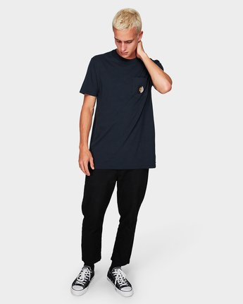 3 RIPPED SS TEE  194013 Element