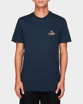 0 Crux Ss Tee  194016 Element