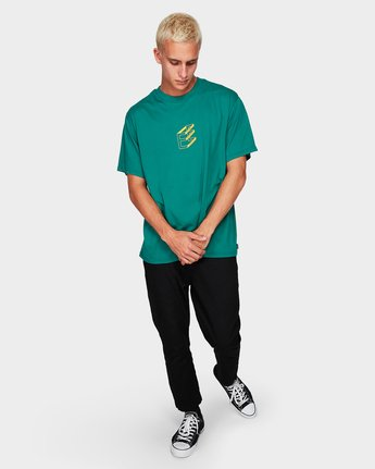 3 DIMENSION SS TEE Green 194017 Element