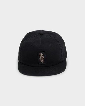 0 SLITHERED CAP Black 194603 Element