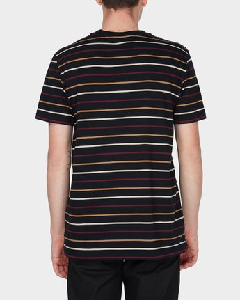 1 HAYES SS TEE Black 196008 Element