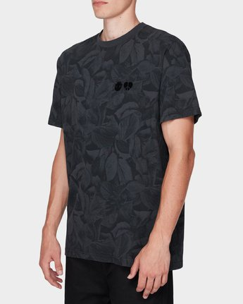 2 GRIFFIN LEAF CAMO SS TEE  196031 Element