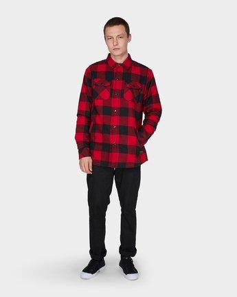 6 Jimbo Flannel Red 196224 Element