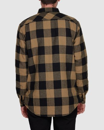 1 Jimbo Flannel Brown 196224 Element