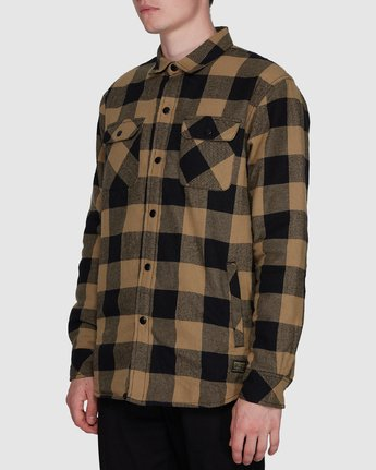 2 Jimbo Flannel Brown 196224 Element