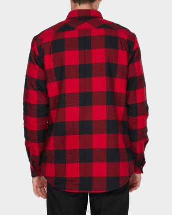 3 Jimbo Flannel Red 196224 Element