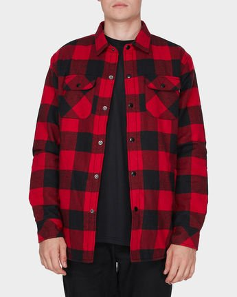 0 Jimbo Flannel Red 196224 Element