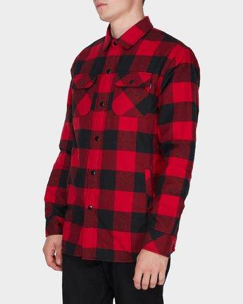 2 Jimbo Flannel Red 196224 Element
