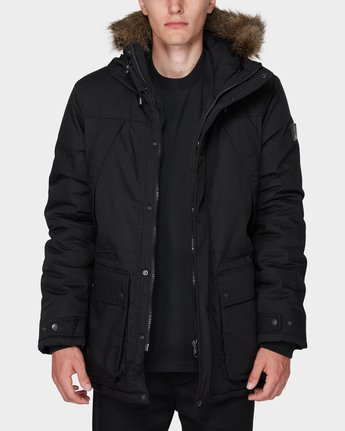 0 FARGO JACKET Black 196462 Element