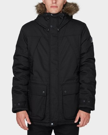 1 FARGO JACKET Black 196462 Element